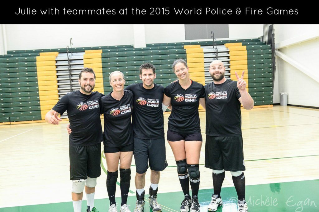#WillToWay: Volleyball Athlete, Detective and Cancer Lifer