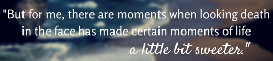 Living in the Moment Quote