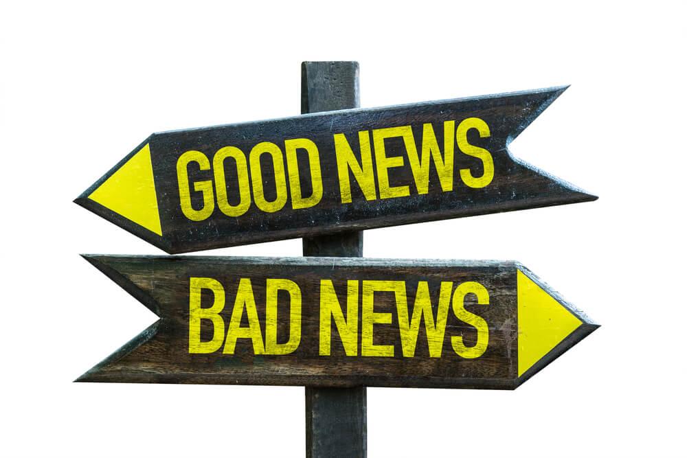 Good News Bad News Image