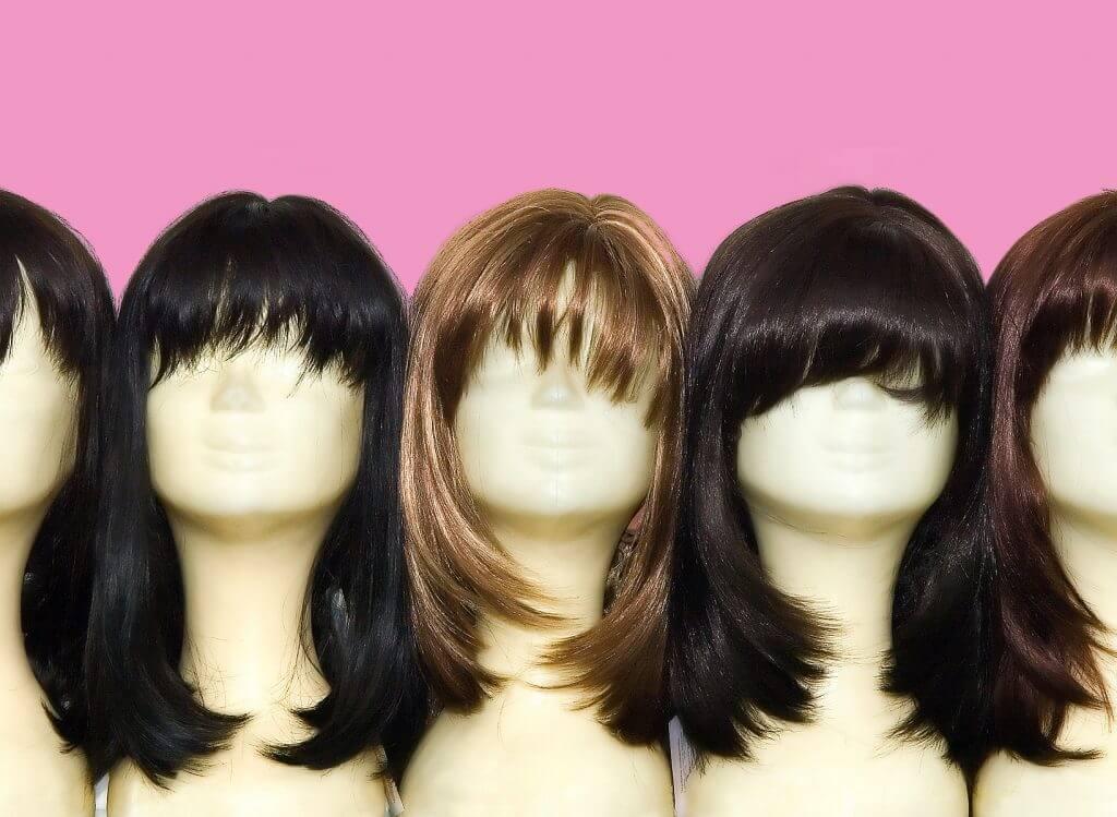 Wigs, Wigs, Wigs